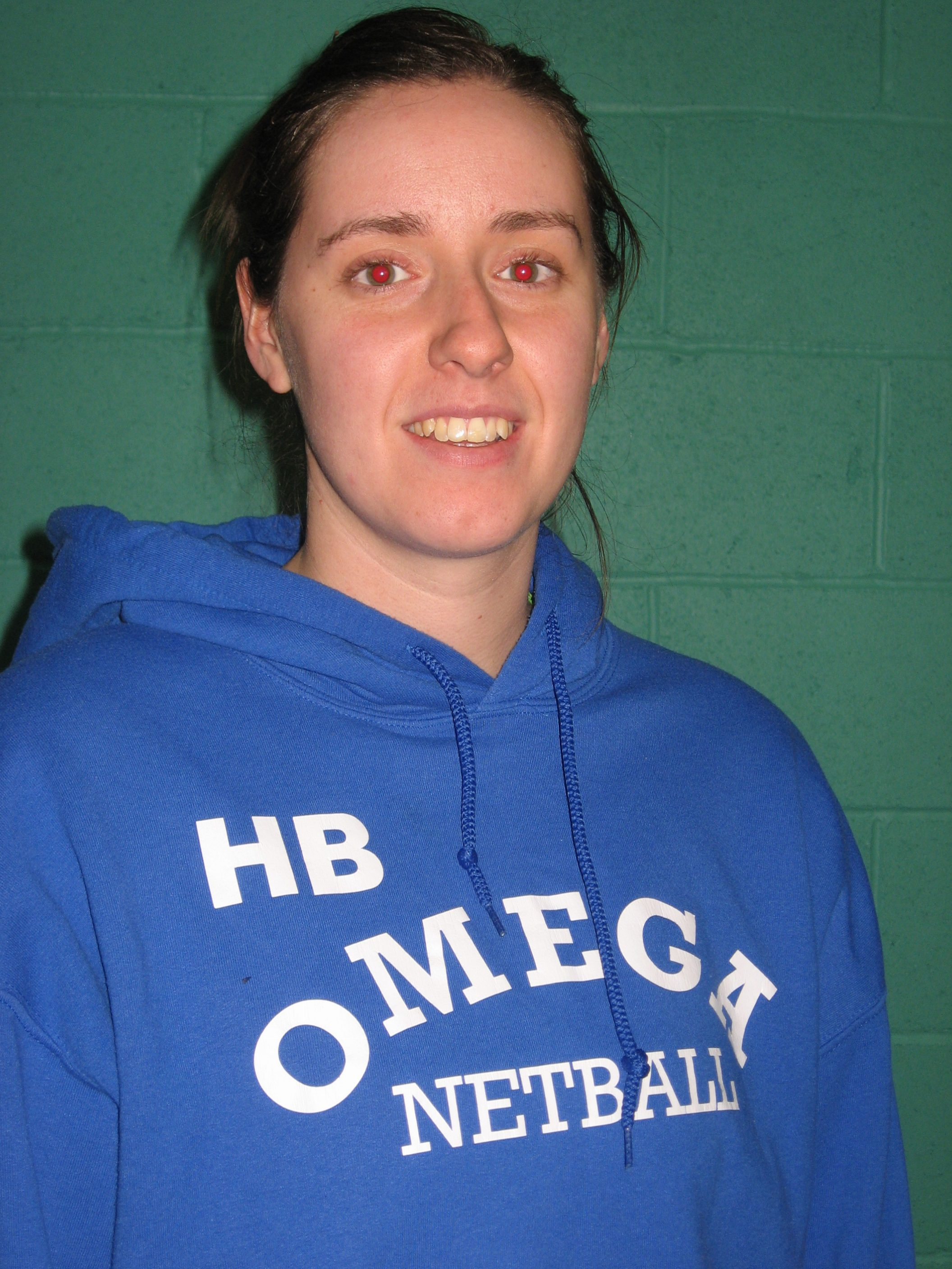 Hannah Brown - Coach
