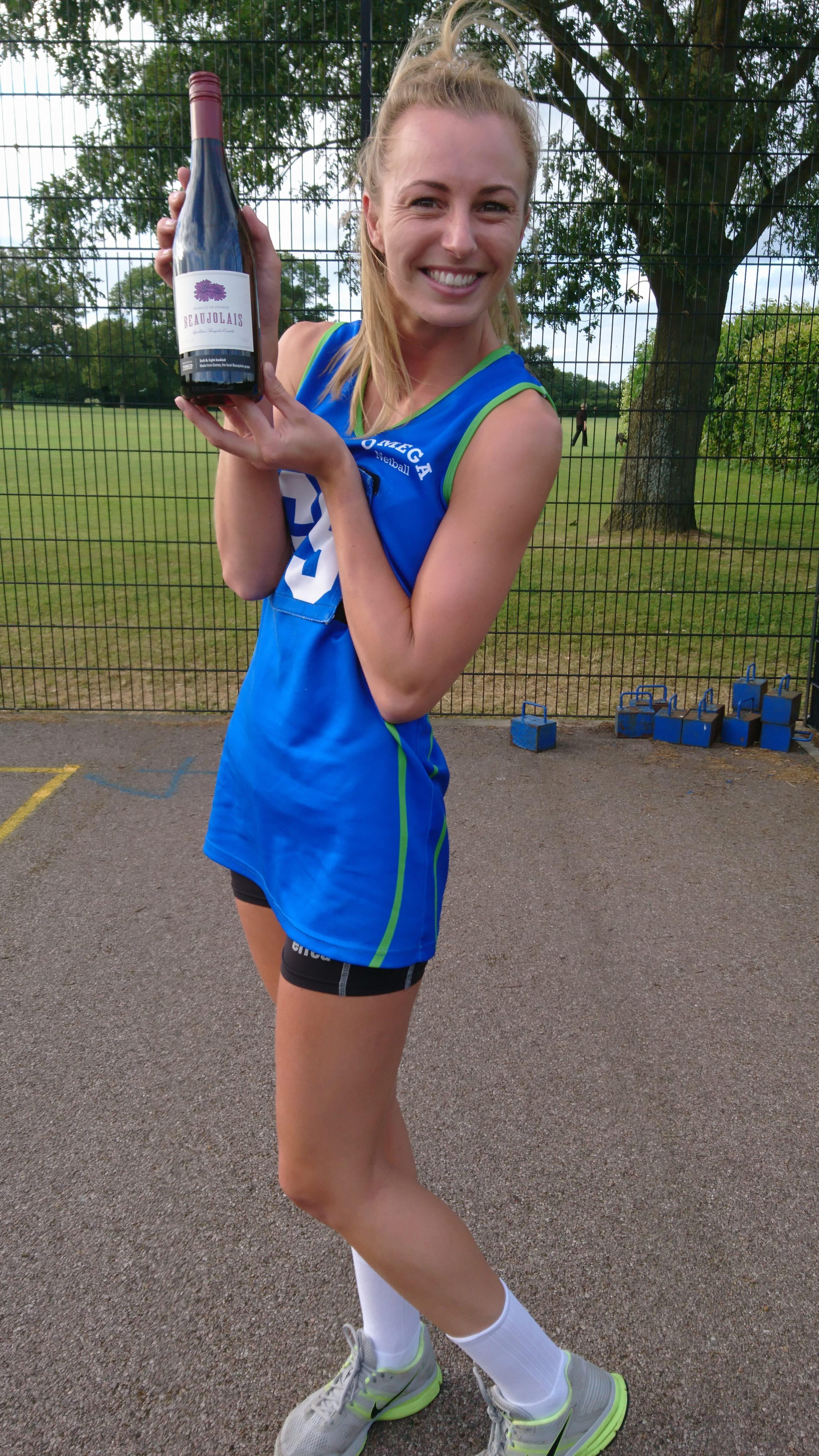 Chloe D'Arcy - C Team Player's Player 2017/18