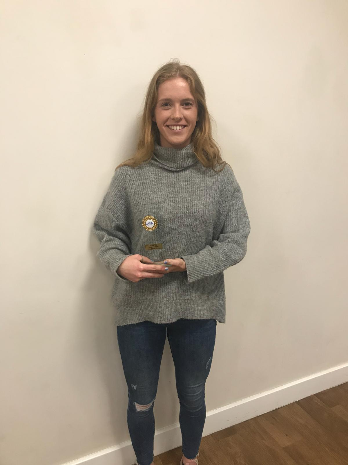 Player's Player - Lucy Hoskin