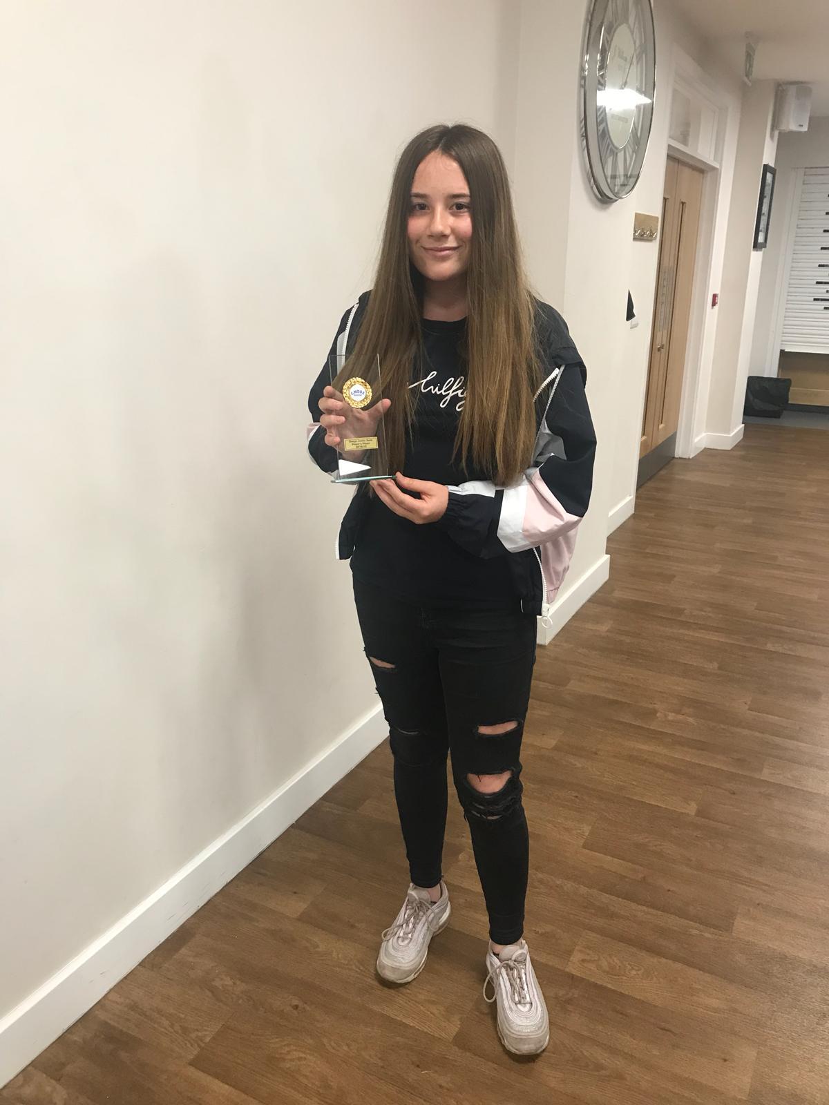 Player's Player Sunday Junior Team 2019