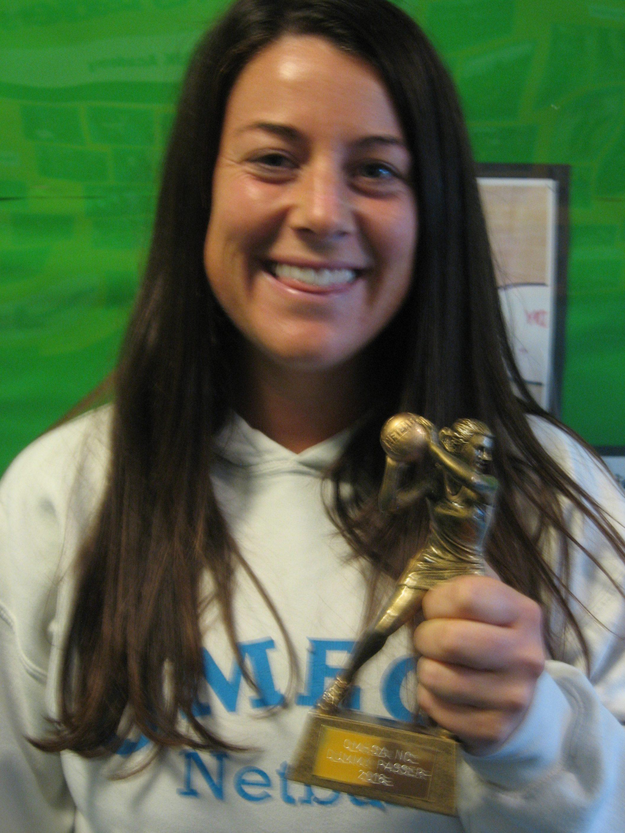 Anna Dummy Passer Award