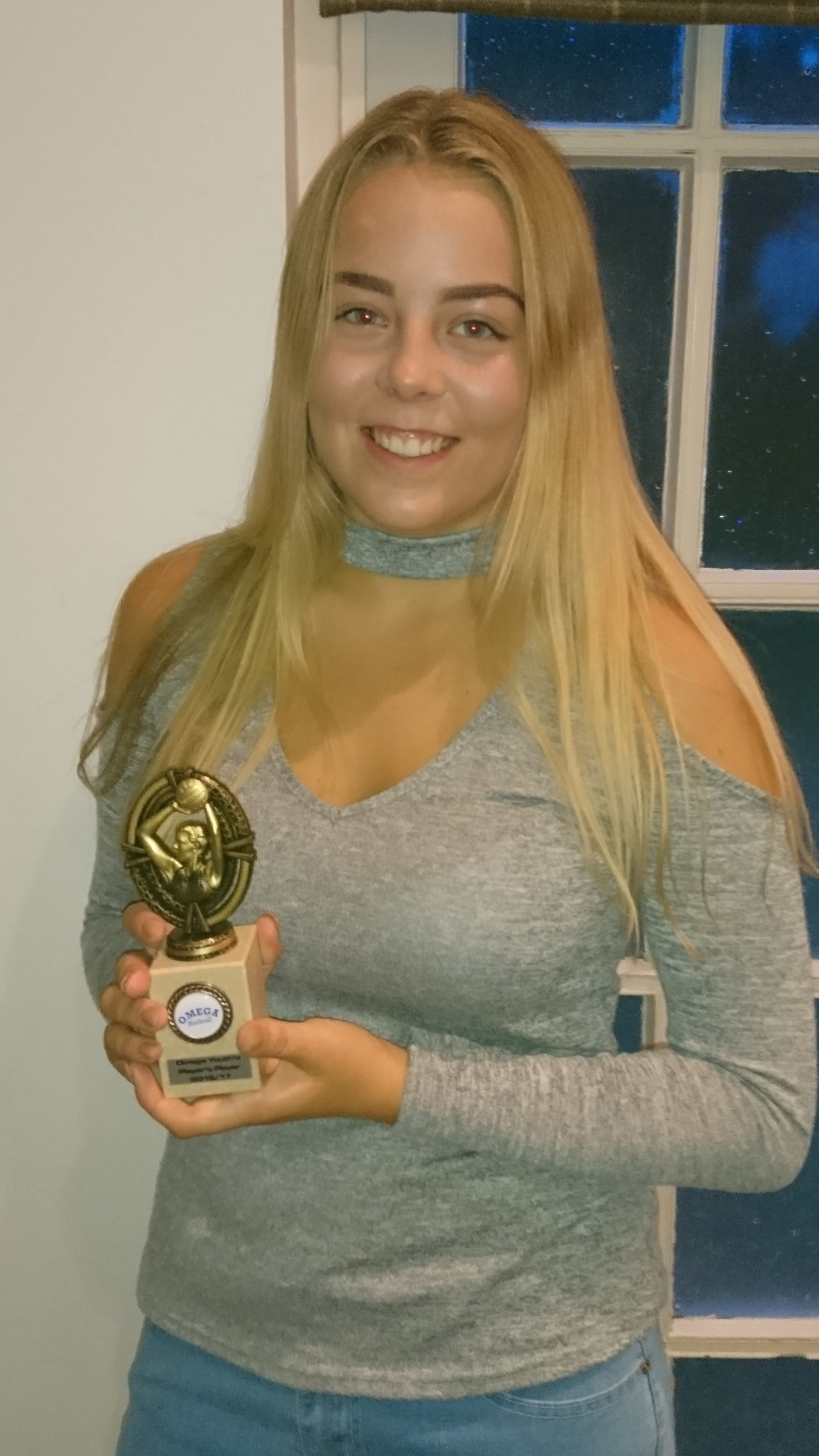 Youth Team Player's Player 2016 - 2017 (1)